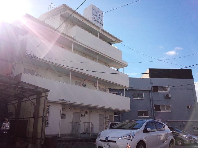 コーポ・モノキャッスル外観写真