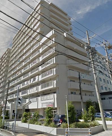 藤和シティコープ刈谷駅前Ⅱ外観写真
