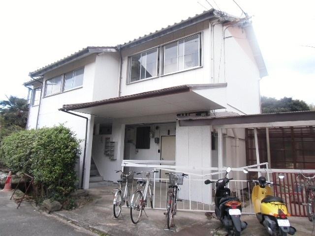 広栄荘6棟外観写真