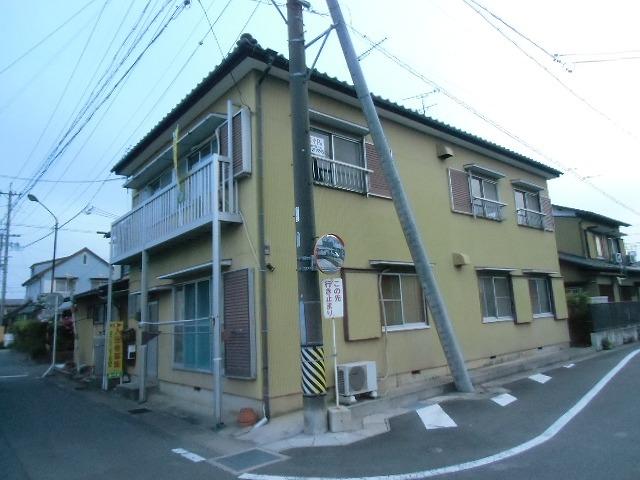 石川荘(西)外観写真