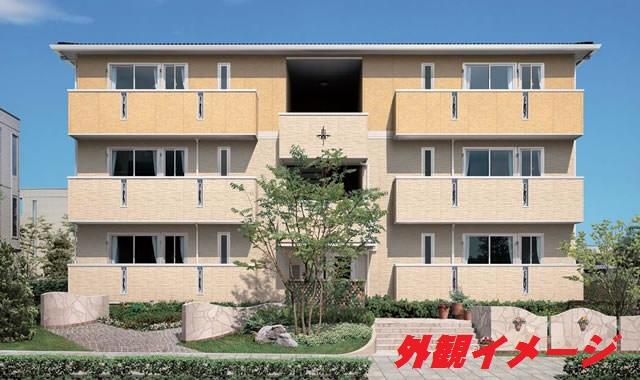 (仮称)D-room刈谷市若松町外観写真