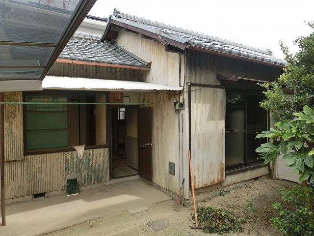 泉田町城前アパート外観写真