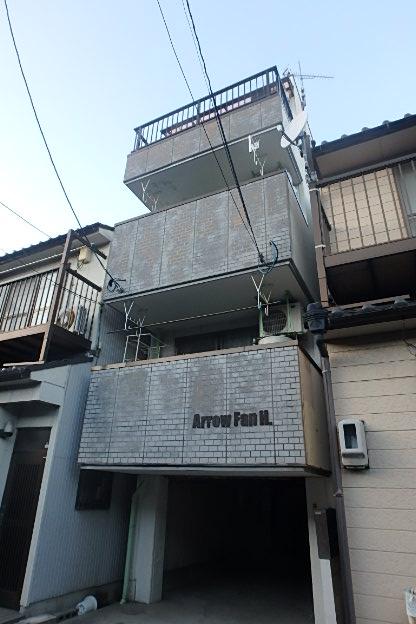 徳川アローファンハイツ外観写真