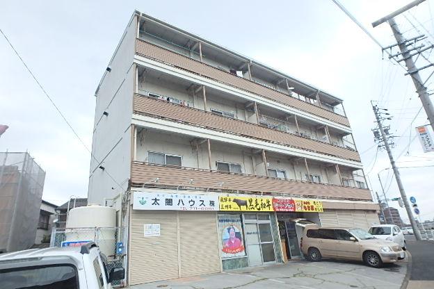 コーポ矢田橋外観写真