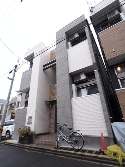 Mi Casa志賀本通外観写真