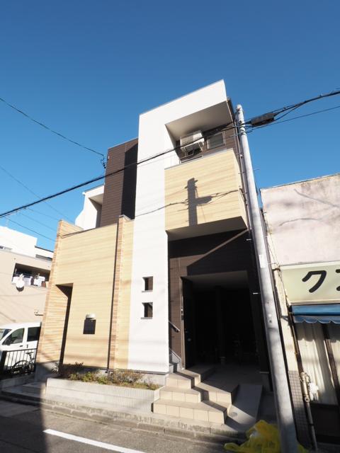 ResidenceR名古屋外観写真
