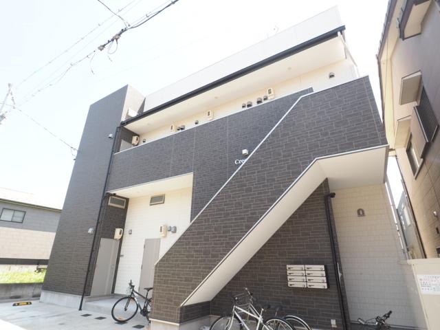 クレオ矢田外観写真
