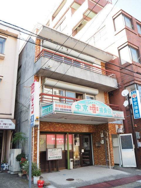 Lien Tokugawa外観写真