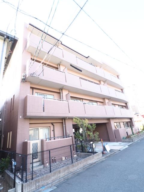 アンソレイエ上飯田外観写真