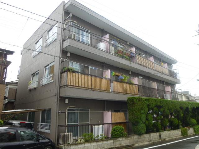 渕江ホワイトハイツ外観写真