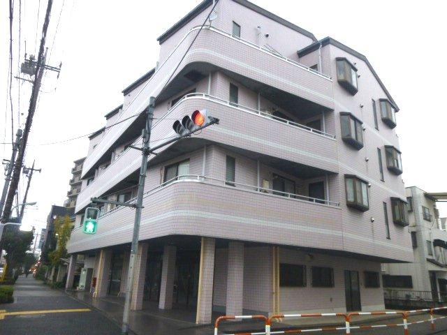 ソマール西竹ノ塚外観写真