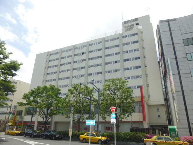 竹の塚駅前ビル外観写真