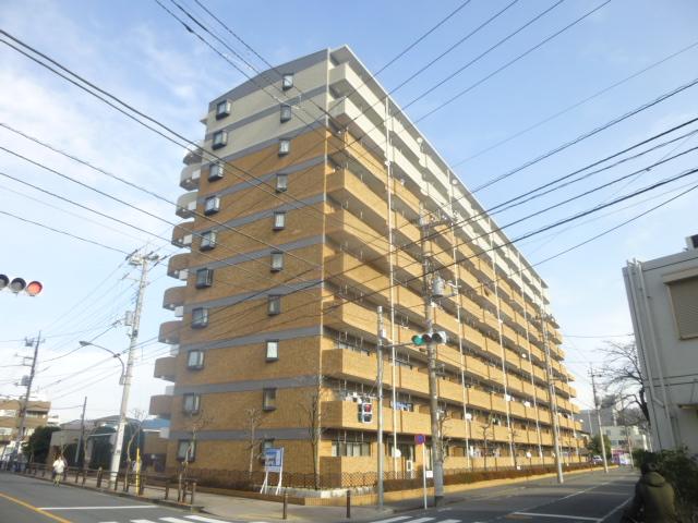 PARK SQUARE竹ノ塚外観写真