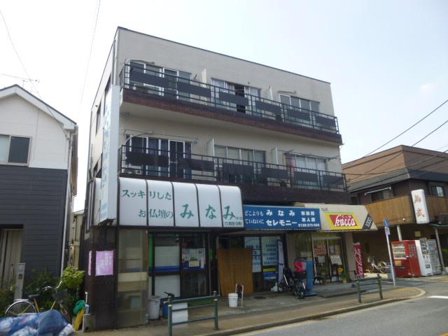 第三村松コーポ外観写真