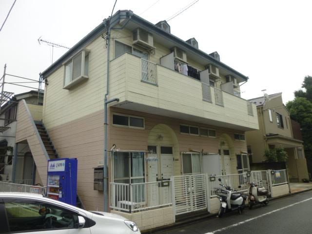リベラル竹ノ塚外観写真