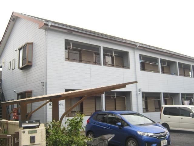 ヨコタハイツ外観写真