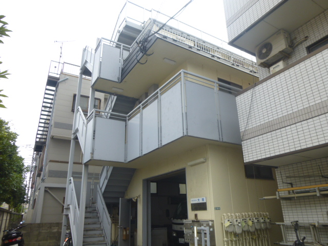 コーポ矢島外観写真