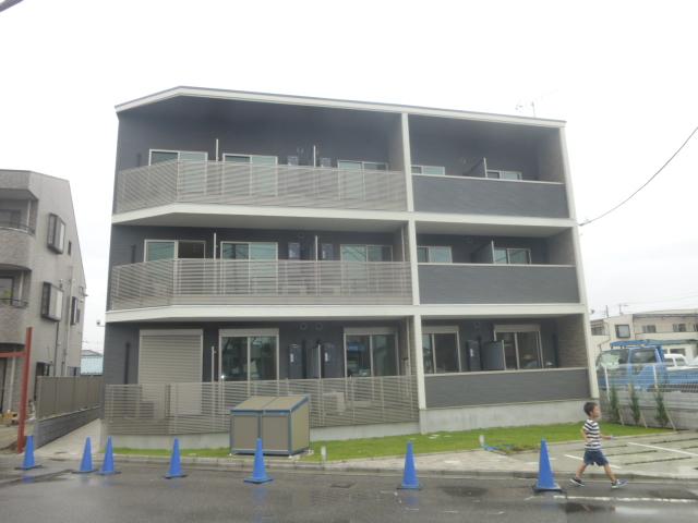 アルバグランデ外観写真