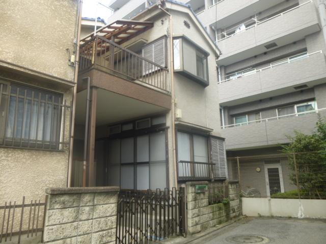 竹の塚2丁目貸家外観写真