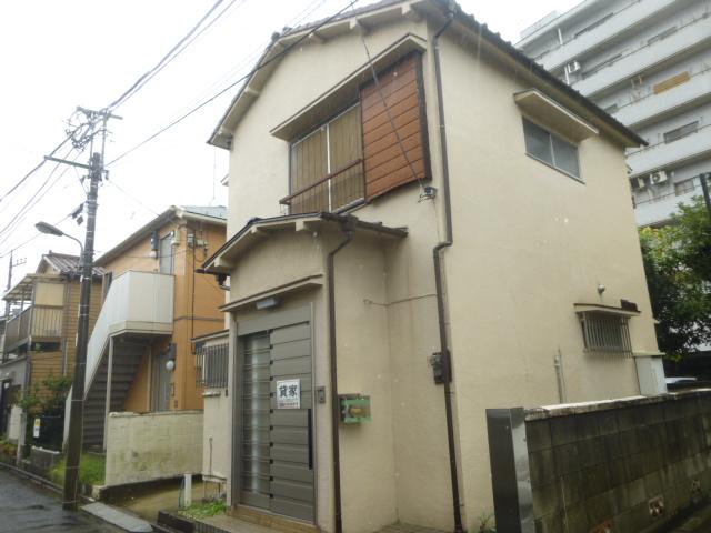 西竹ノ塚二丁目貸家外観写真