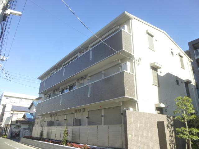 D-room竹の塚外観写真