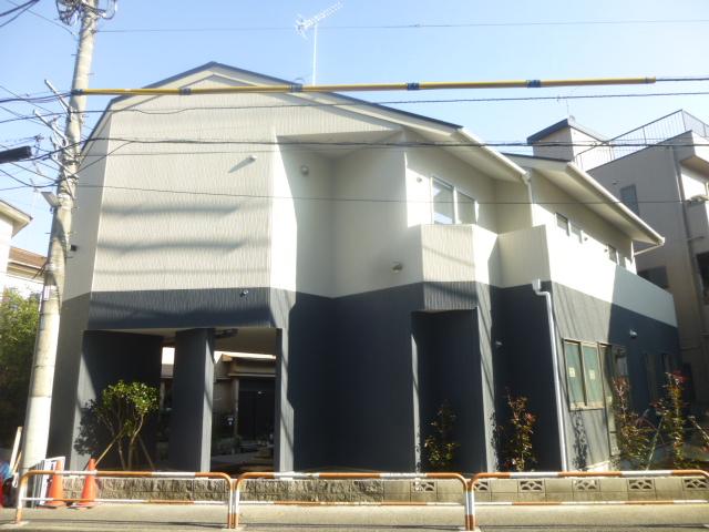 板橋アパート外観写真