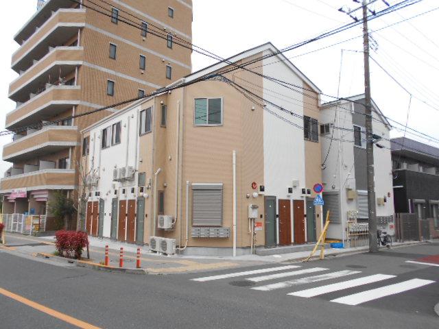 サークルハウス西新井西壱番館外観写真