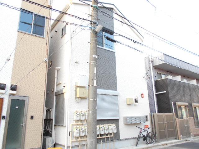 サークルハウス西新井西弐番館外観写真