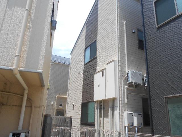 サークルハウス竹ノ塚壱番館外観写真