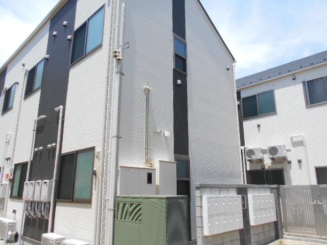 サークルハウス竹ノ塚弐番館外観写真