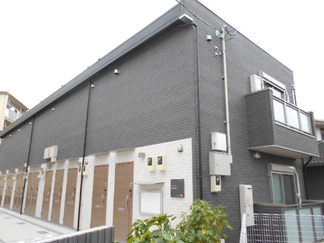 リブリ・竹ノ塚Ⅱ外観写真