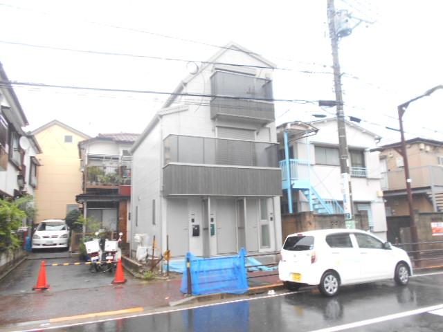 (仮)島根3丁目APⅡ外観写真