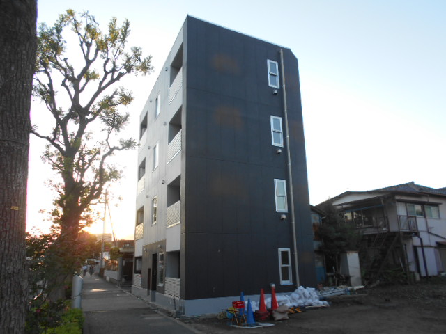 WED COURT Nishiarai house外観写真