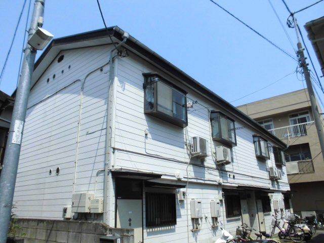 コーポ川村外観写真