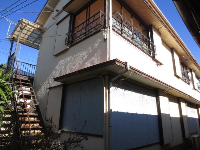 松本荘外観写真