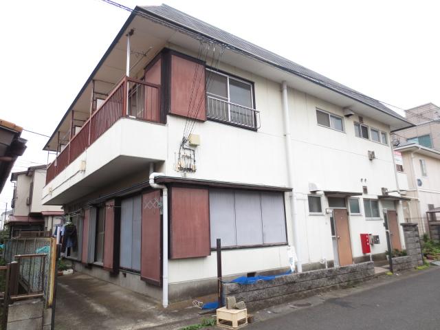仲田コーポ天台外観写真