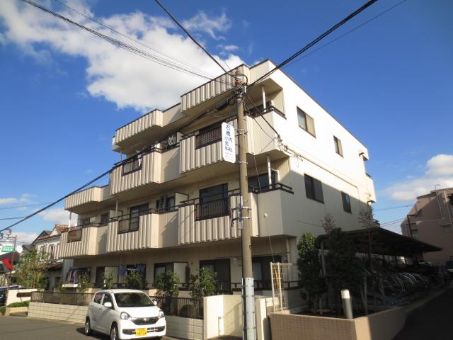 ラフォート検見川外観写真