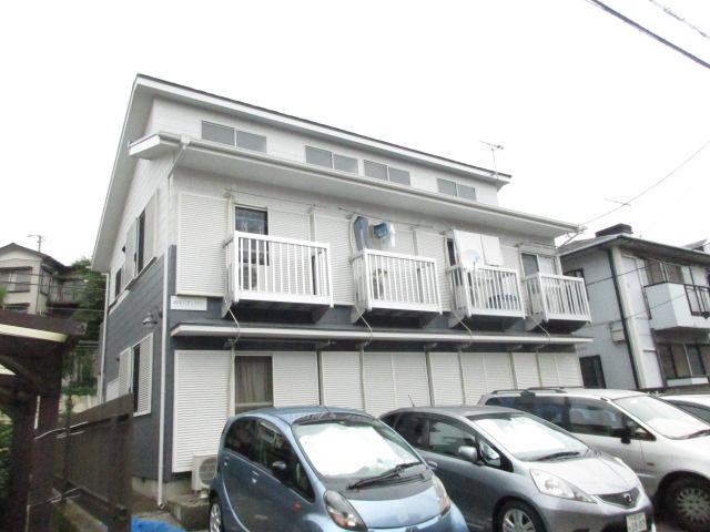 検見川サンフラワー外観写真