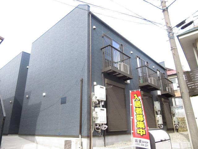 j-Square稲毛外観写真