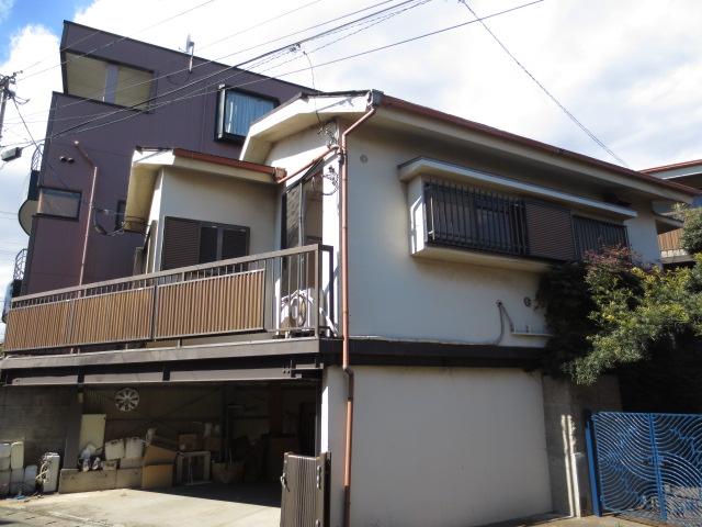 笹井アパート外観写真