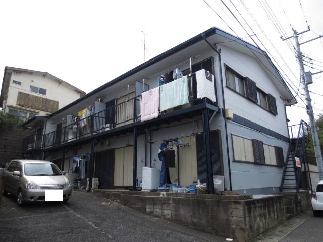 島本コーポ外観写真