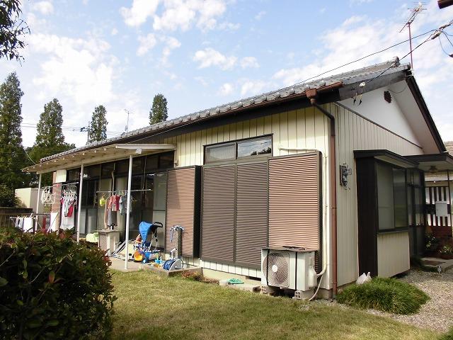 小野里貸住宅D-2外観写真