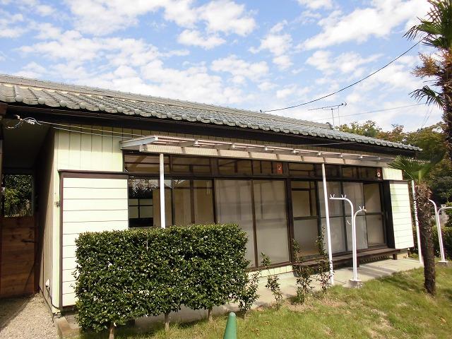 小野里貸住宅C-2外観写真