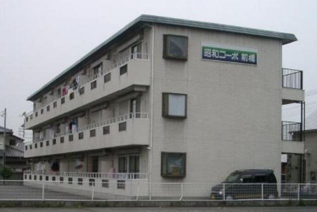 昭和コーポ前橋B棟外観写真
