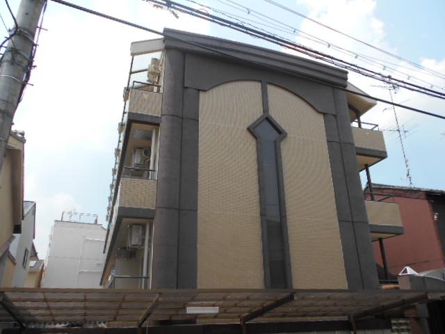 パラドール円町外観写真
