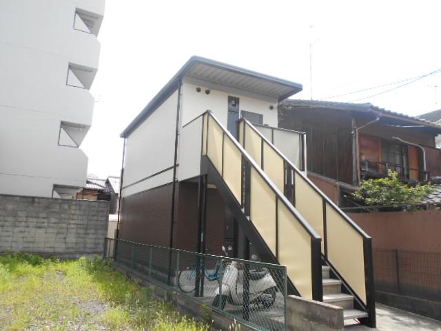 プレミール円町外観写真