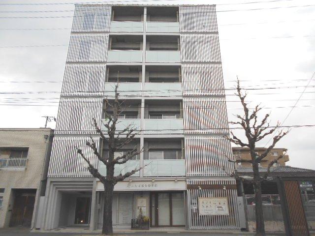 ラスパルマス京都円町外観写真