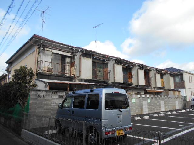安駒荘外観写真