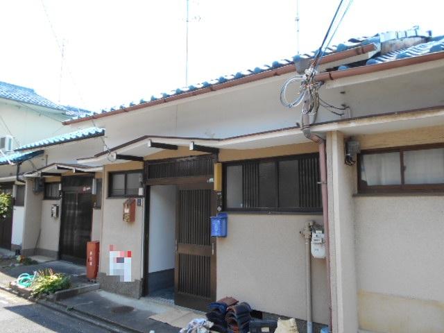 西川町平屋外観写真