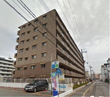 パデシオン京都五条外観写真
